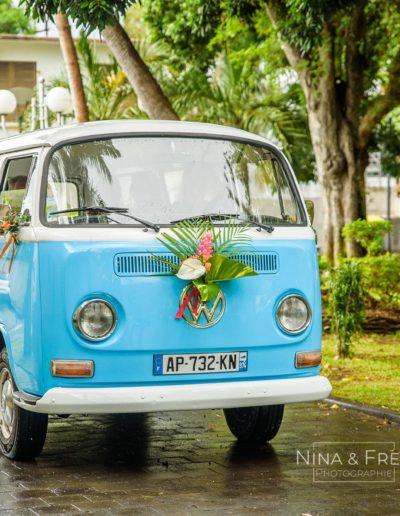 location combi avec chauffeur pour un mariage lareunion